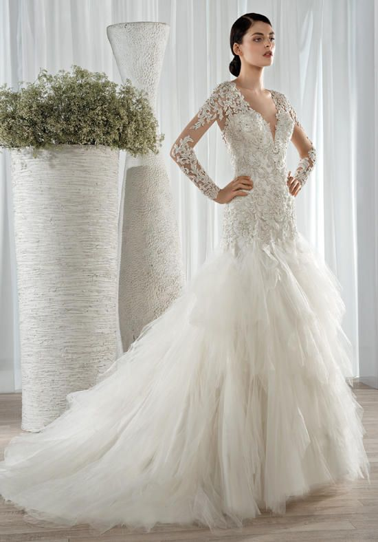 Demetrios Mermaid Wedding Dress Wedding Dresses Inexpensive Wedding Gown