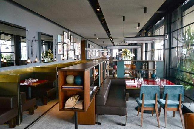 Ceresio 7, Pools, Restaurant, Dsquared, LTVs, Lancia TrendVisions ...