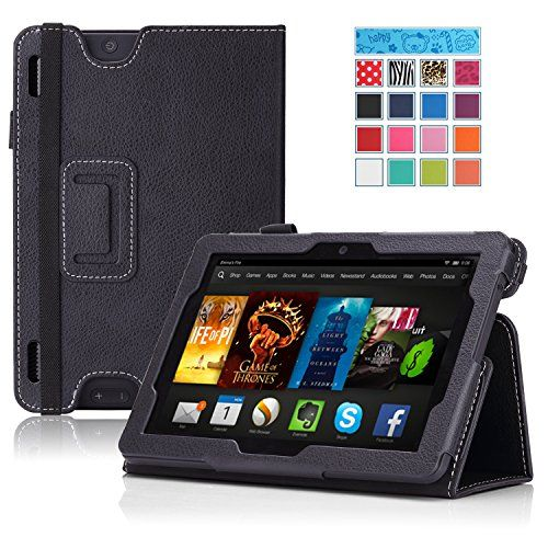 Moko Amazon Kindle Fire Hdx 7 Case Slim Folding Cover Case For Amazon New Kindle Fire Hdx 7 0 Inch 2013 Genera Amazon Kindle Fire Kindle Fire Hdx Case Cover
