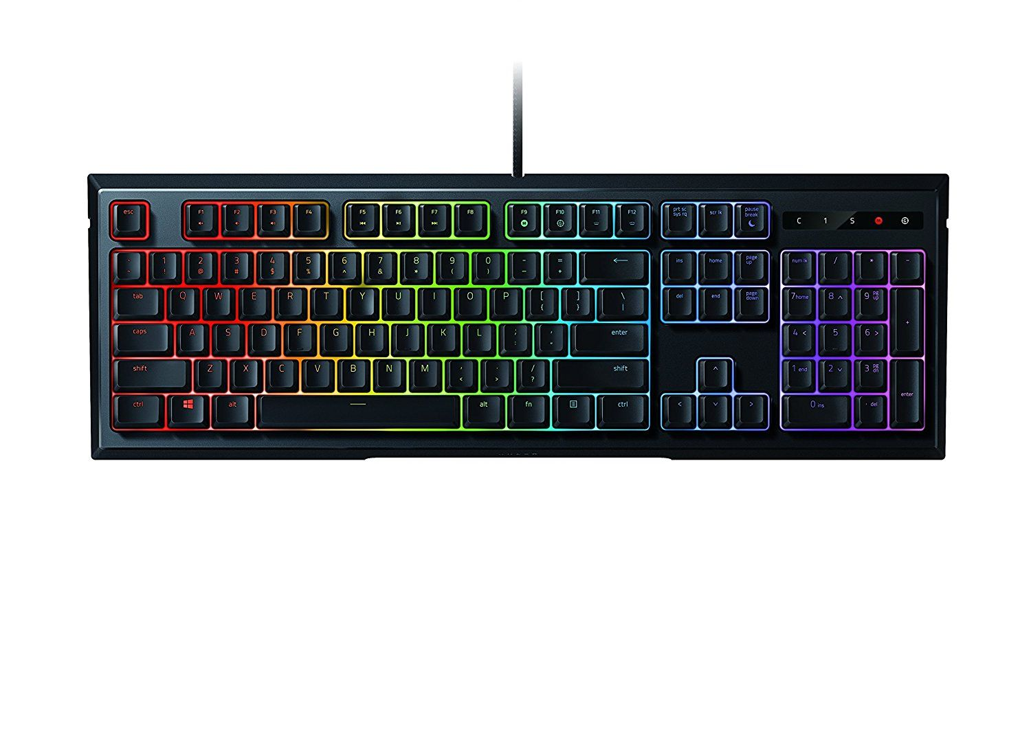 Keyboard image by Esportsetup on Which is the best CS GO