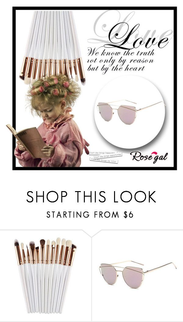 """""""Rosegal"""" by irmica-831 ❤ liked on Polyvore featuring beauty"""