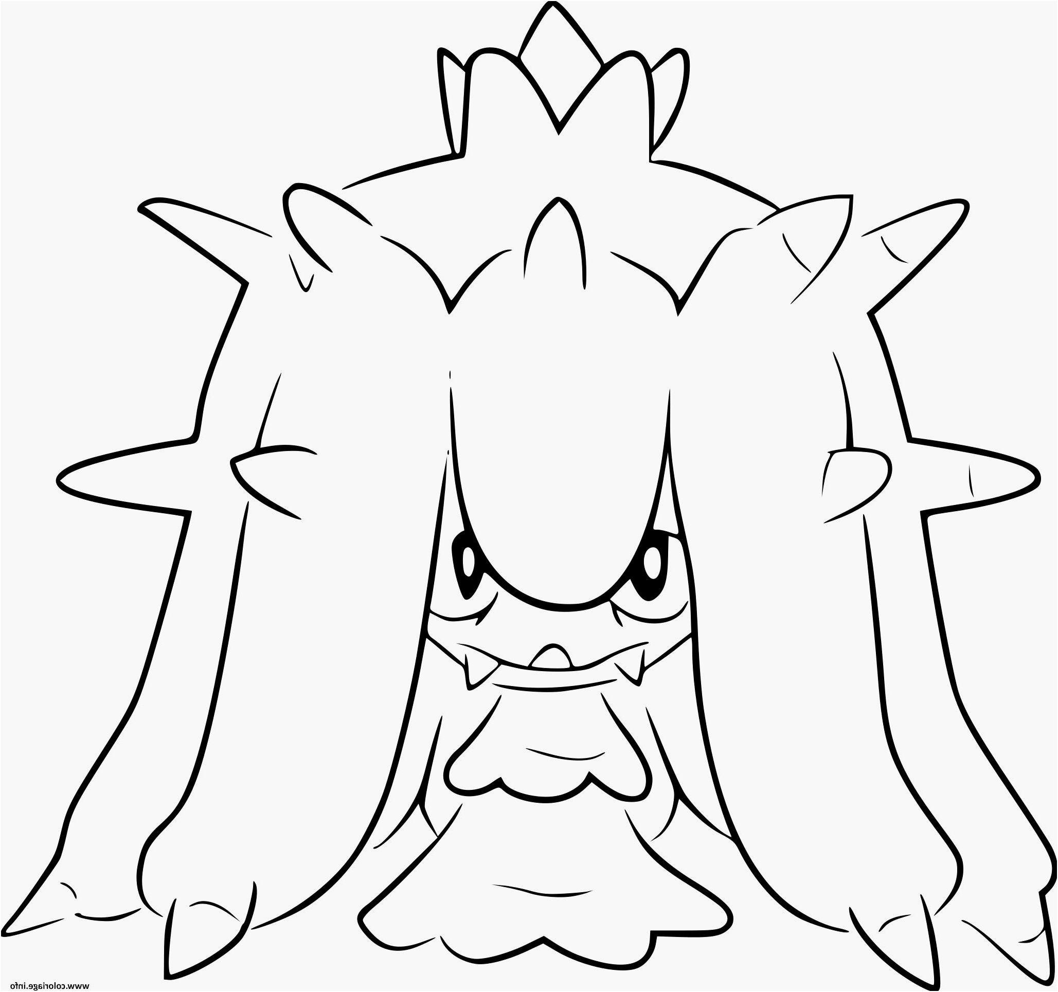 Unique Coloriage Pokemon Amphinobi With Coloriage De Pokemon