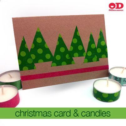 christmas card - Office Depot Christmas Cards