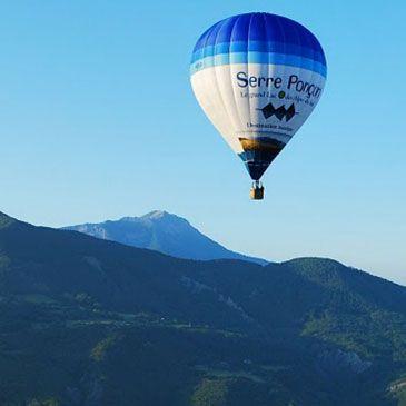 montgolfiere hautes alpes