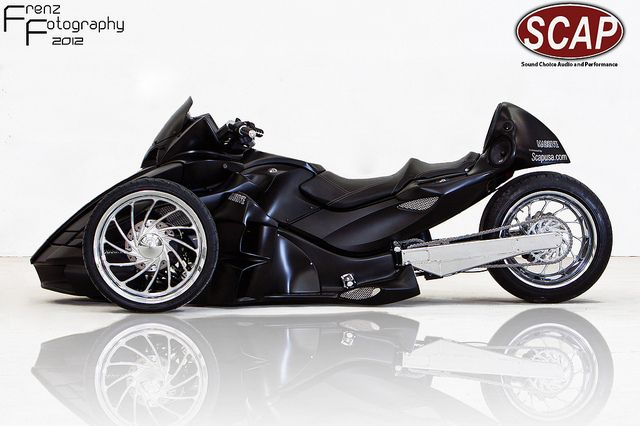2010 Can Am Spyder Rs Sm5 National Powersports Distributors Youtube