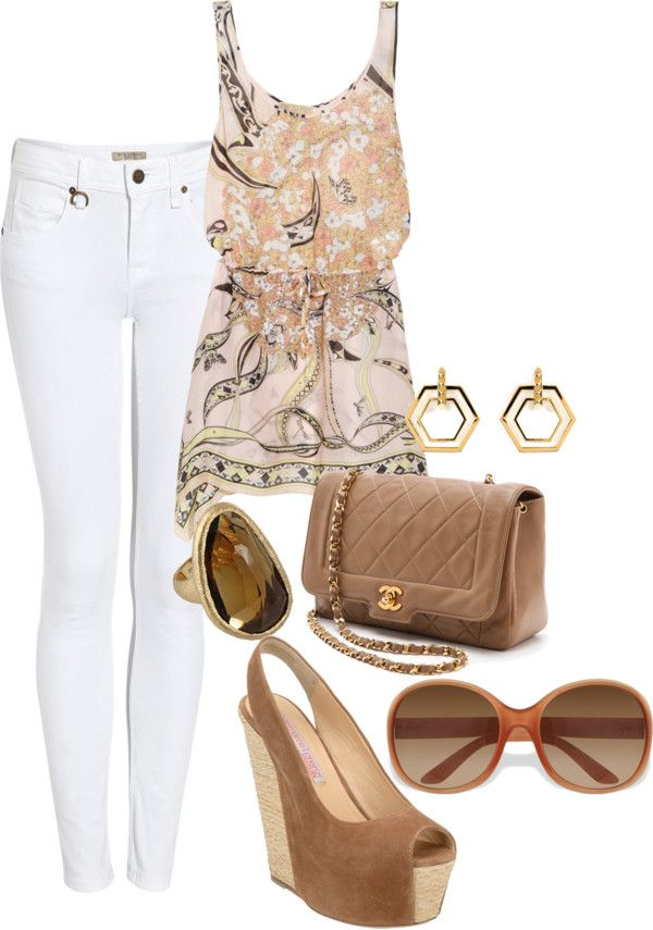 """Neutral Tones"" by august29 on Polyvore"