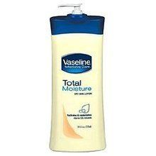 Vaseline Intensive Care Total Moisture Dry Skin Lotion With Vitamin E A With Pro Vitamin B5 20 3 Oun Lotion For Dry Skin Body Skin Care Skin Care Moisturizer