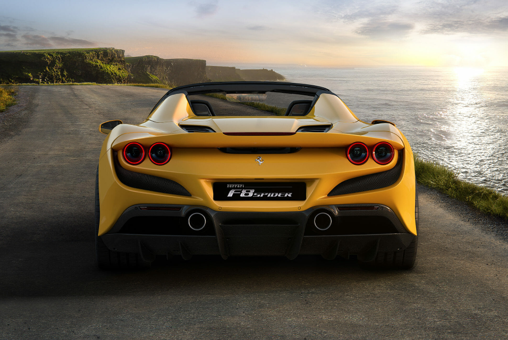 Why Would A Car Company Wait 50 Years To Release A Convertible This Perfect In 2020 Sport Cars New Sports Cars New Ferrari