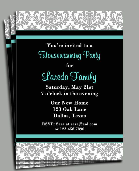Housewarming invitation printable or printed with free shipping housewarming invitation printable you pick by thatpartychick 1500 stopboris Gallery