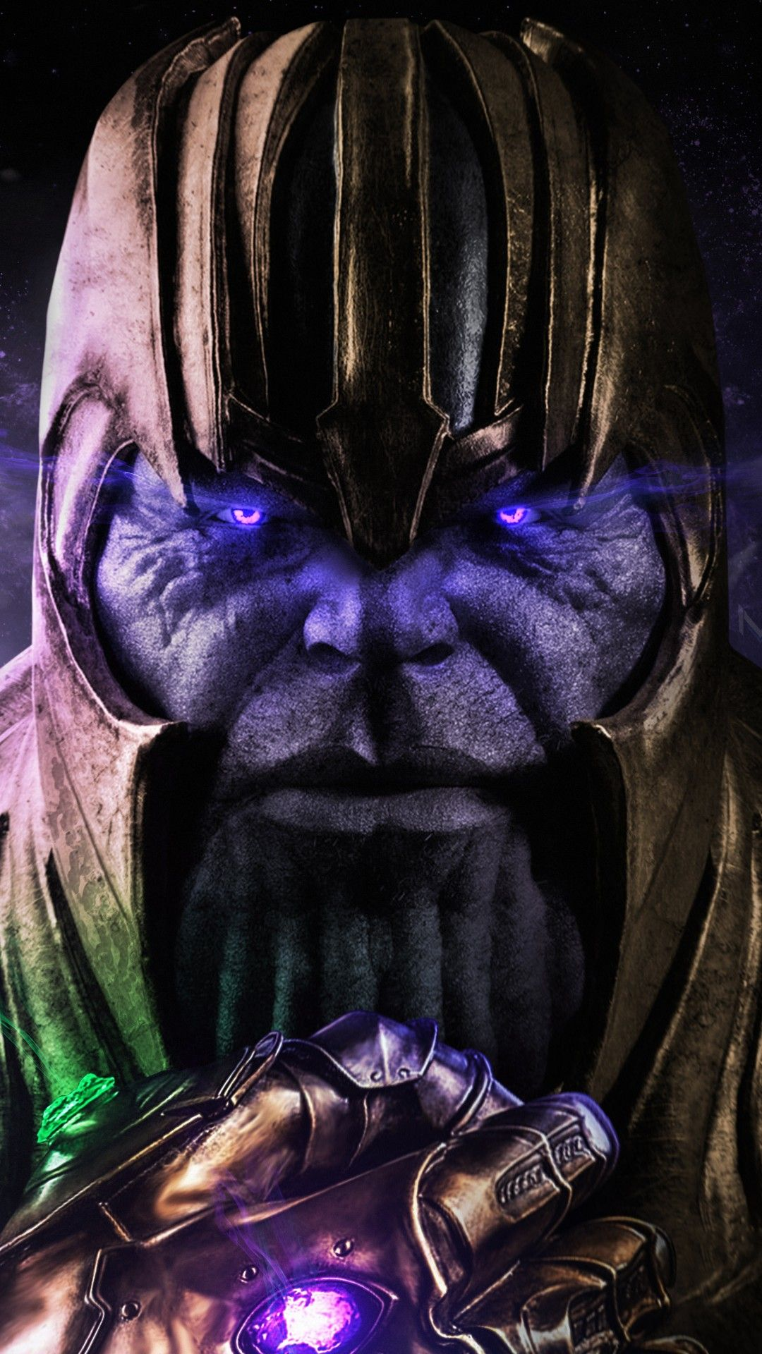 Thanos Wallpaper Full Hd Hupages Download Iphone Wallpapers