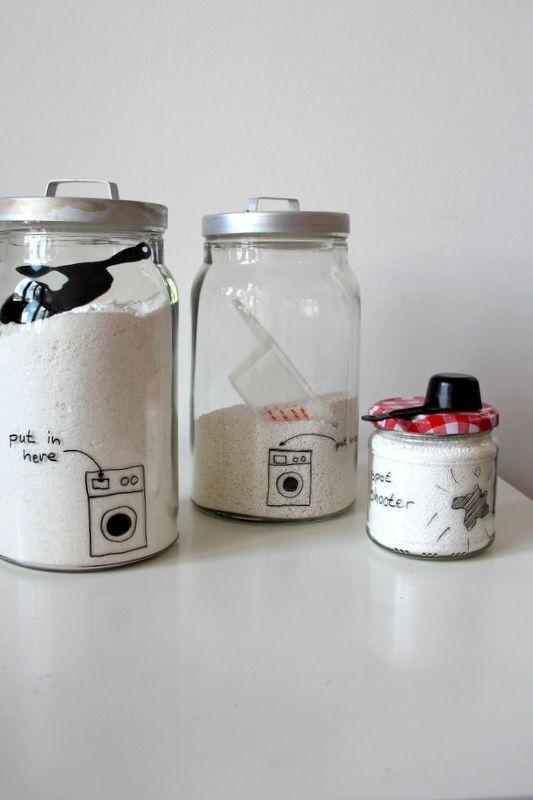 Weisser Als Weiss Aufbewahrung Waschmittel Waschmittel Und