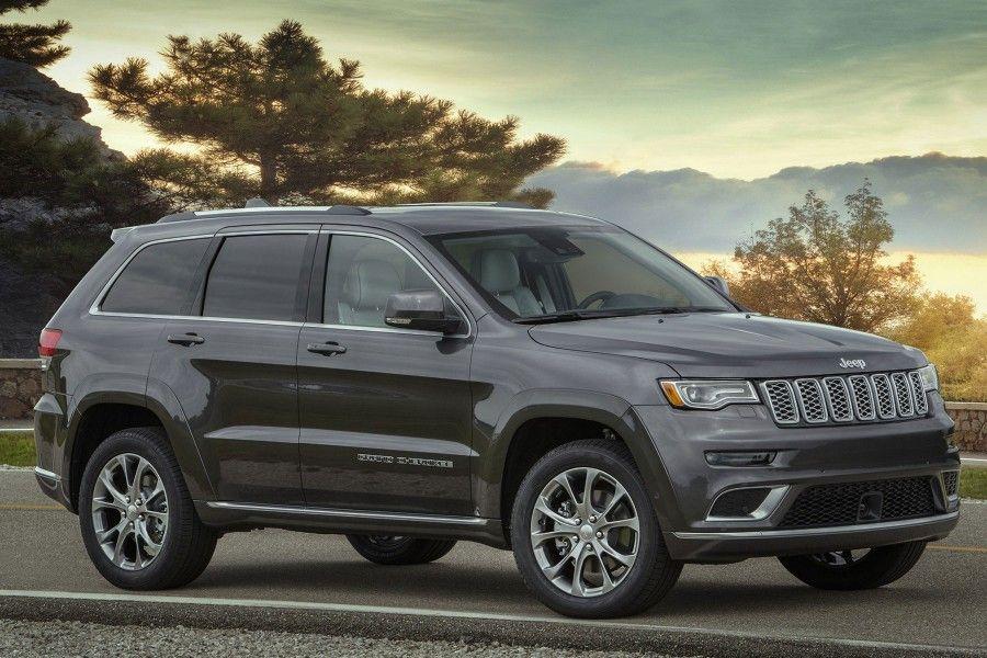 Un nouveau Jeep Grand Cherokee (2021) de 7 places Jeep