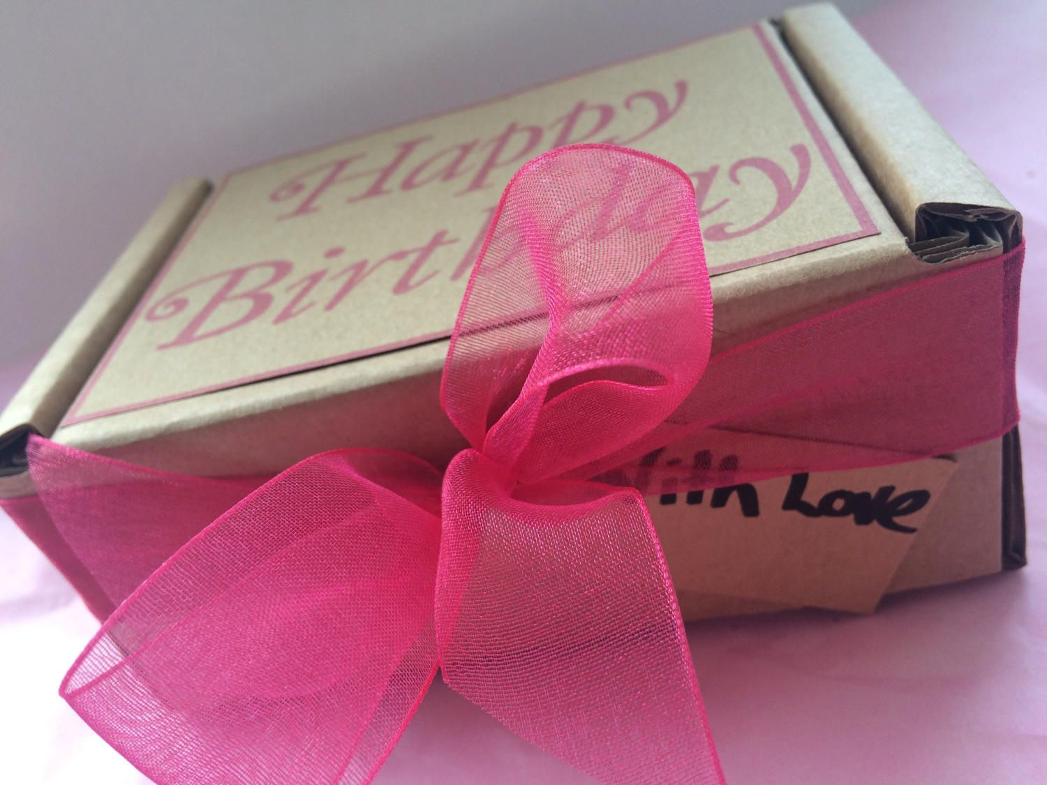 Will you be my Bridesmaid Box - Fill with your own Gift. Hug in a ...