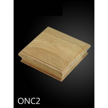 Best Our Oak Pyramid Newel Caps Are Used To Give Your Oak Newel 640 x 480