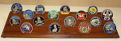 Walnut 35 #military #challenge coin #display usn usmc usaf,  View more on the LINK: 	http://www.zeppy.io/product/gb/2/221592382155/