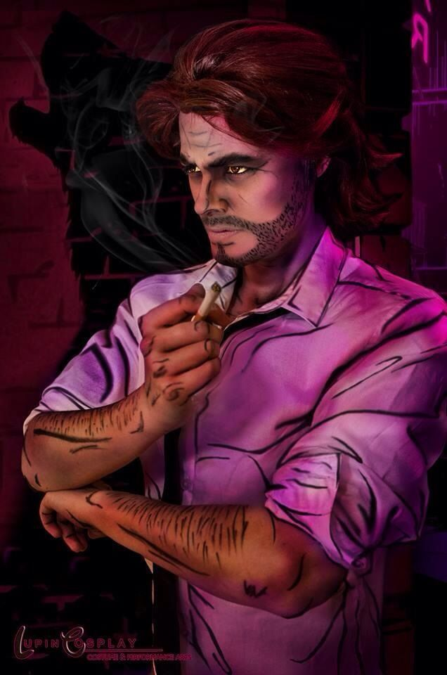 The Wolf Among Us Bigby Wolf Cosplay The Wolf Among Us Cosplay Lupin Cosplay