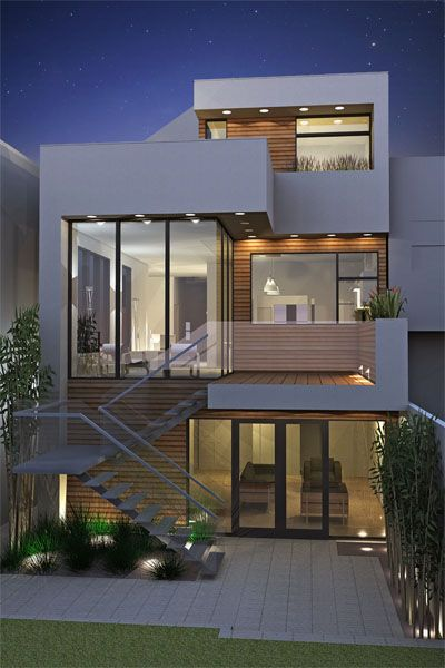 YA studio - Noe Valley (rear view) casas Pinterest Rear - küchen luxus design