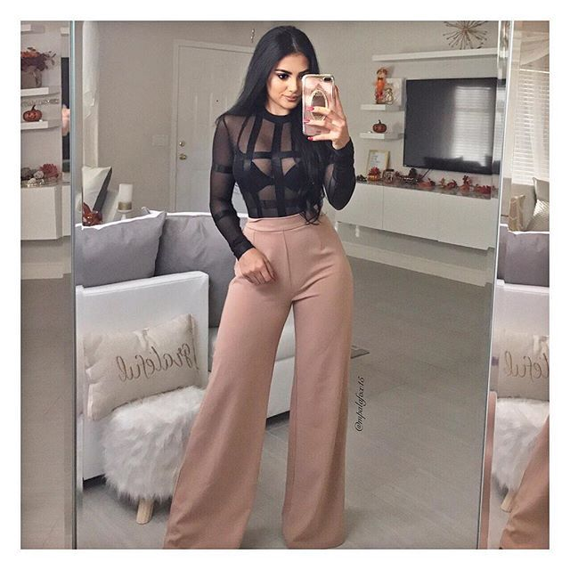 Happy Tuesday! ️ Styling These Pants From
