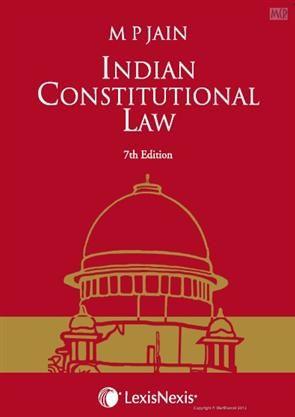 Indian Constitutional Lawhttp://www.meripustak.com/Indian-Constitutional-Law/Constitutional-Law/Books/pid-107137