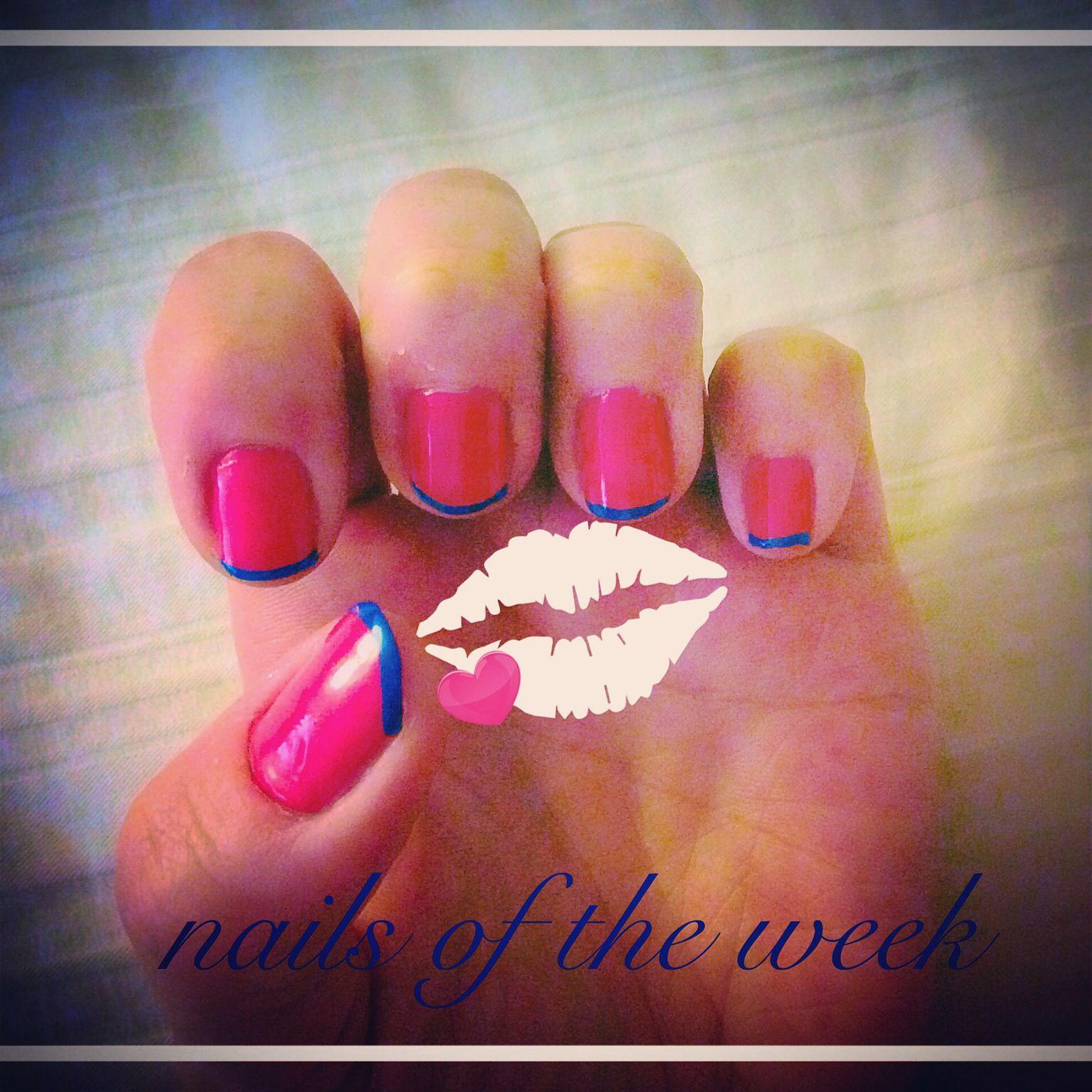 DIY nails...