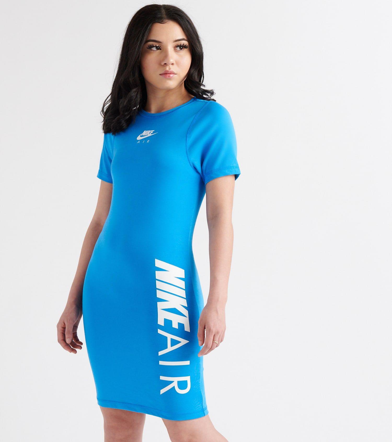 Nike Air Dress Shirt (Blue) - AR3288-435 | Jimmy Jazz | Nike ...