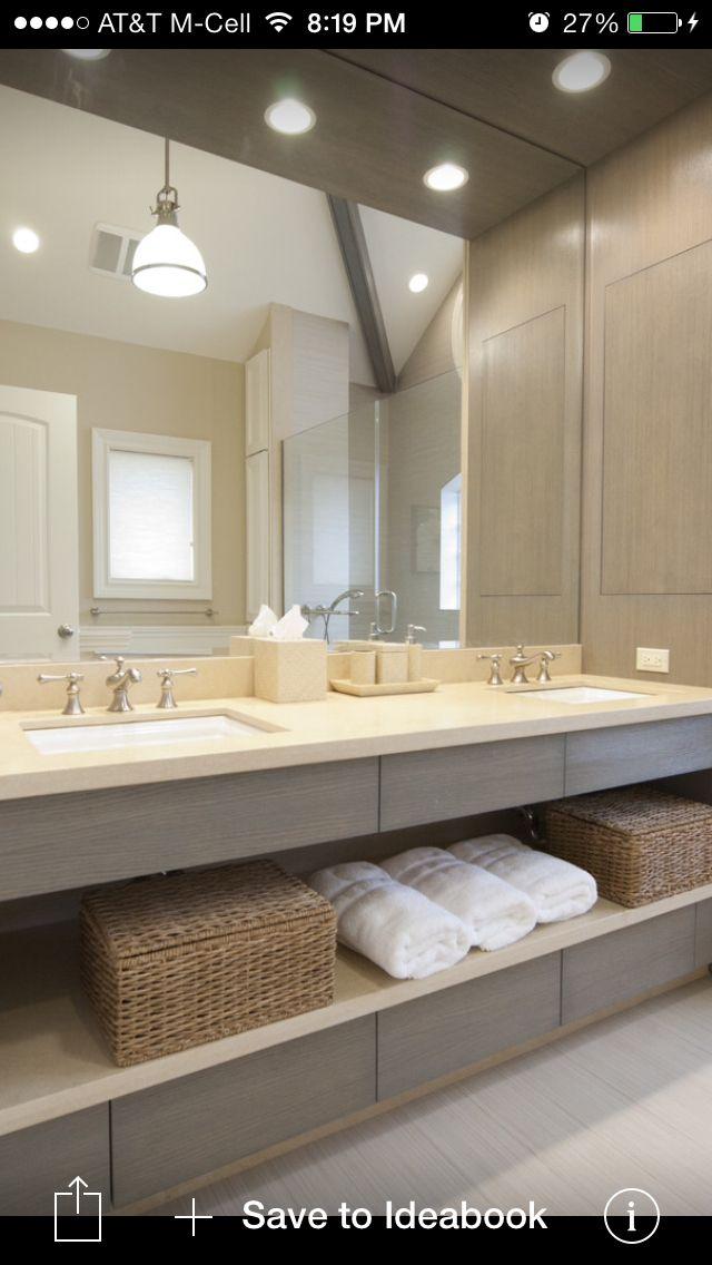 Vanity Neutral Bathroom Modern Vanities Simple Luxury Bathrooms