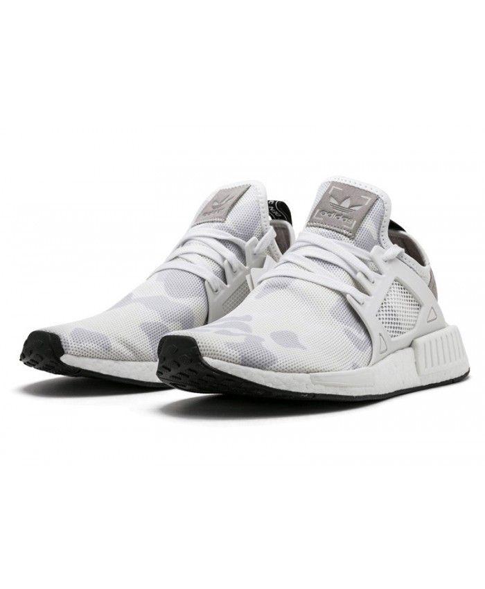 3dd497a2b Adidas NMD XR1 Duck Camo Ftwr White Ftwr White Core Black Shoes Ba7233