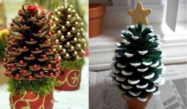 jardin caseros ideas creativas Buscar con Google Navidad