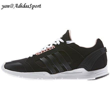 new arrival 0e335 0a53f Pink White, Adidas Originals, Slippers, White, Black. Adidas Originals Tech  Super Women s Shoes White Gray St Fade Rose HOT SALE!