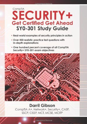 Comptia Cloud Certification Study Guide Comptia Security Get Certified Get Ahead Sy0 301 Study Guide By