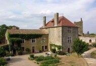 Photo Le vieux chateau d'Airvaultn B§B
