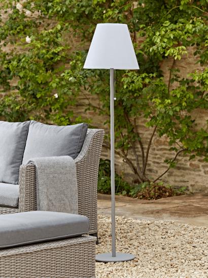 Porch Patio Decking Lighting Uk, Outdoor Floor Lamps For Patio Uk