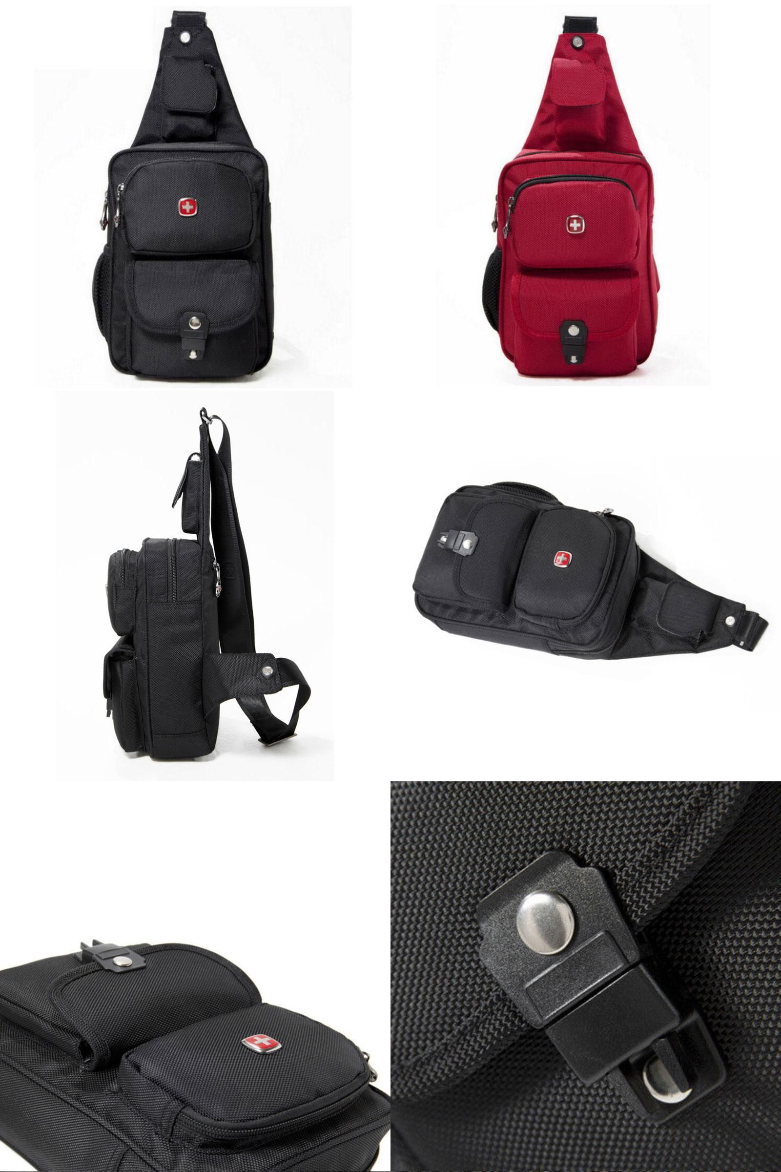 4253bea65f  Visit to Buy  New Brand SWISSGEAR Waterproof For Ipad Shoulder Bags  Portable Men and
