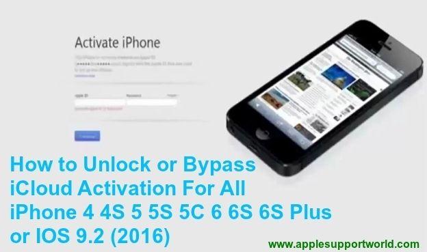 Unlock iPhone/iPad Locked Screen with Ease