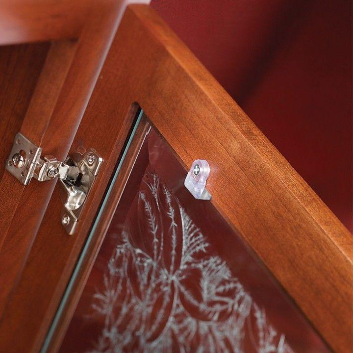 Glass Door Retainer Clips Kit | Glass doors, Moldings and Doors