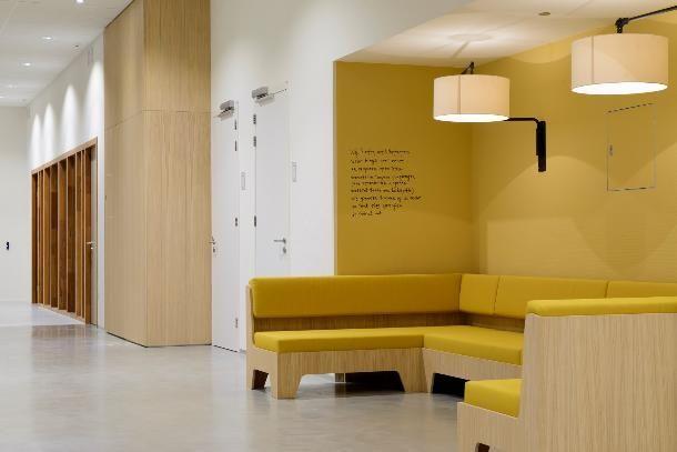 Dimence Westerdok Almelo door Studio Groen + Schild samen met Kristinsson Architecten - alle projecten - projecten - de Architect