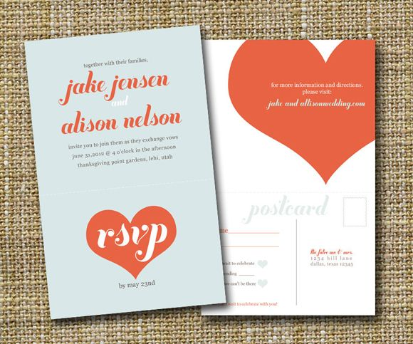 How To Use RSVP with 20 Awesome Wedding Guest Reply Card Design ...