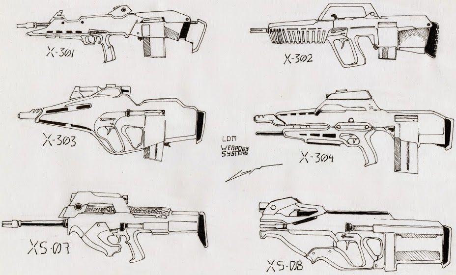 Diseño De Armas De Fuego.