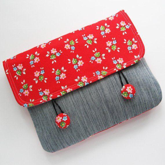 Patron de couture PDF de l'embrayage d'enveloppe: projet de couture pour débutant rapide et facile pour créer un style d'enveloppe   – Shoes and Bags