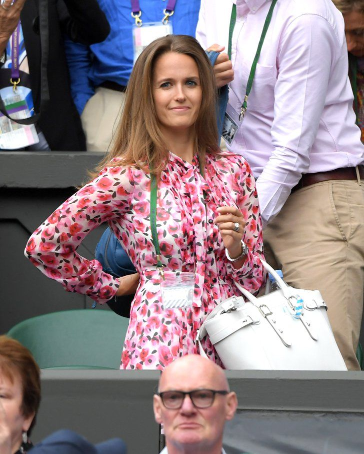 Pin for Later: It's Game, Set, and Match For These Wimbledon-Loving Celebs Kim Murray
