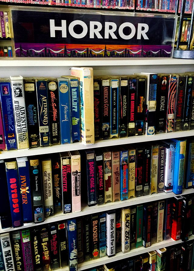 The Horror Section Horror Movies Book Aesthetic Scary Movies