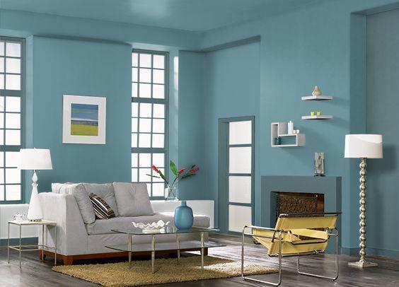 Behr Oarsman Blue Google Search Living Room Paint