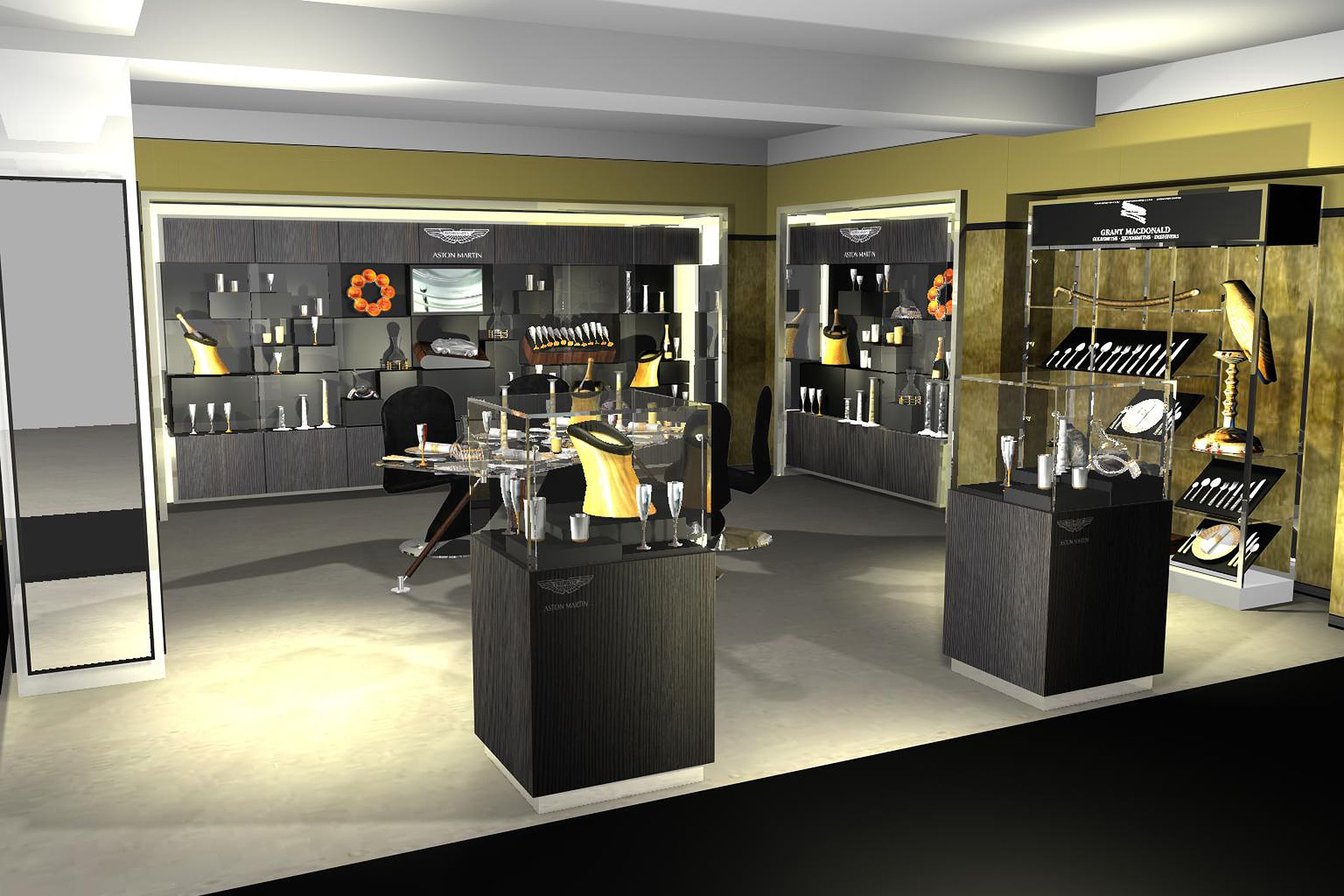 Ignite design ltd is one of the leading retail design for Retail design agency london