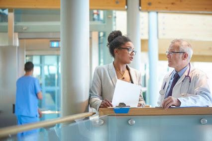 DeSales University |ACCESS  now offers a degree in #HealthCareAdministration. Learn more about this rapidly growing field with expanding job opportunities: desales.edu/ACCESS Google+