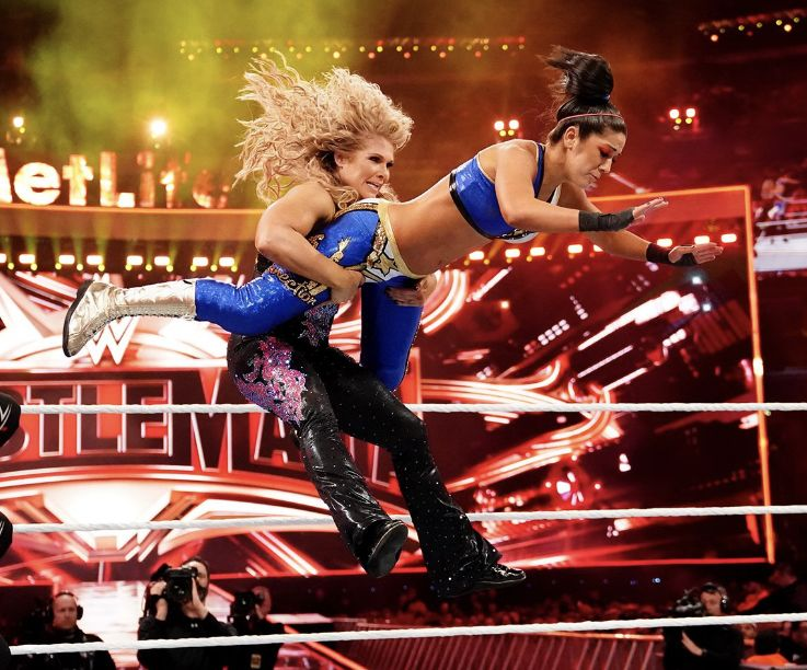 Page 3 - 5 Best Moments Of Chynas WWE Career