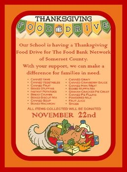 Easily Customize Your Flyer With Schools Name And What Organization You Will Be Helping