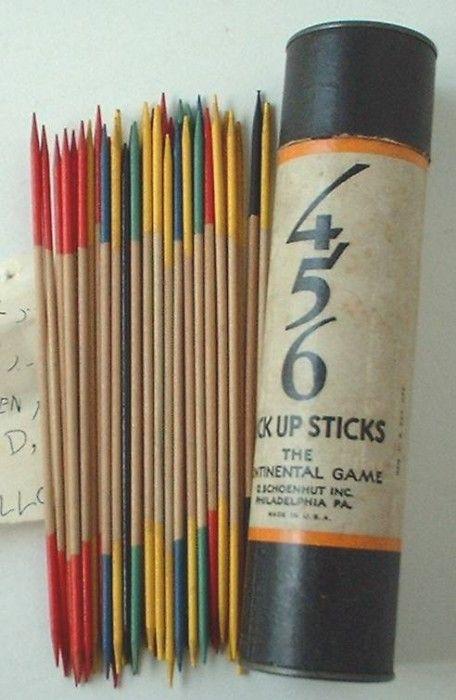 Pick Up Sticks