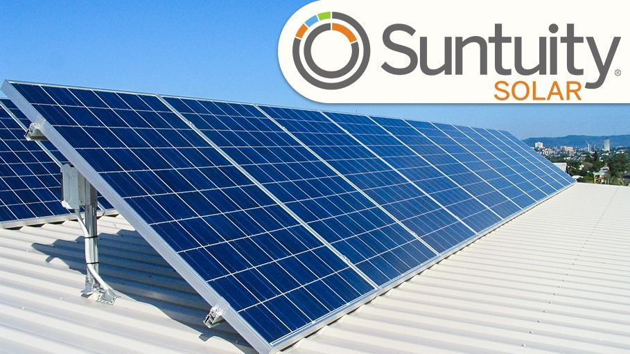 Suntuity Forays Into India With 103 Kw Rooftop Solar Solar Panels Solar Panel Installation Solar