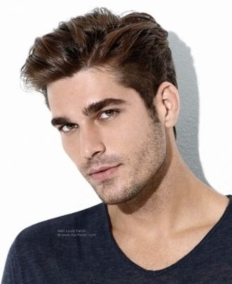 Mens Hairstyles Short At Sides Long On Top Instagram Mens