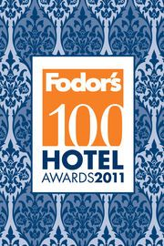 Fodor's 100 Hotel Awards 2011 | http://paperloveanddreams.com/book/481741278/fodors-100-hotel-awards-2011 | Fodor's is proud to present the e-book for its first-ever global Fodor's 100 Hotel Awards, which captures our top resort and hotel picks for 2011. From innovative boutiques in Beijing to luxe wilderness lodges in British Columbia, get a glimpse inside these remarkable properties with beautiful images and insider details about what sets them apart. Presented in eight engaging…